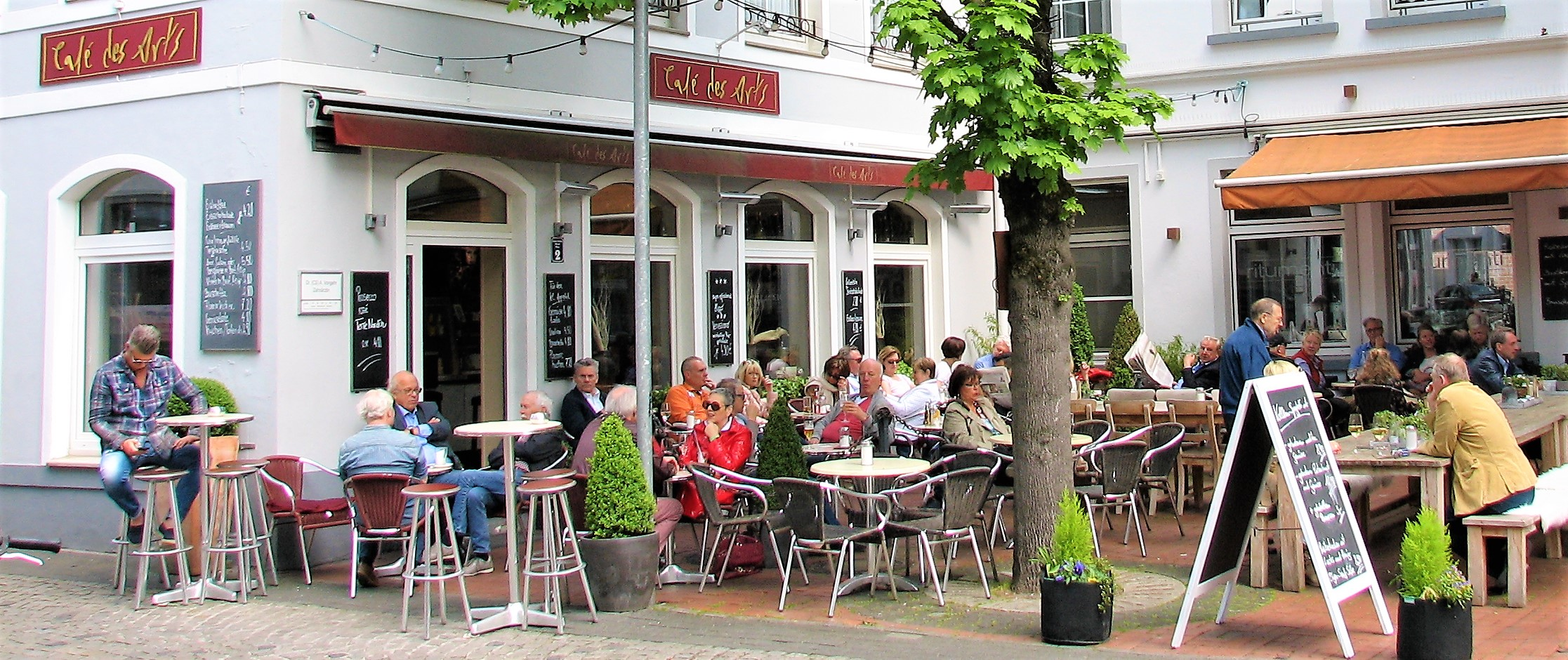 Dating cafe duisburg