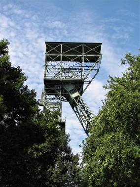 Förderturm Duisburg Hamborn3