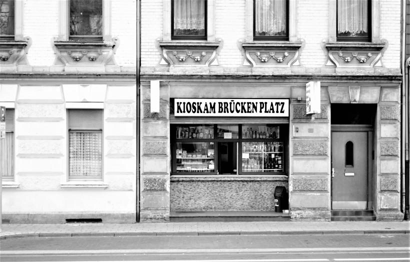 Büdchen Duisburg -Hochfeld