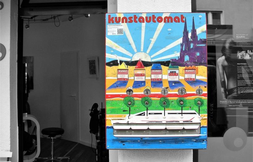 Köln Südstadt bearbeitet